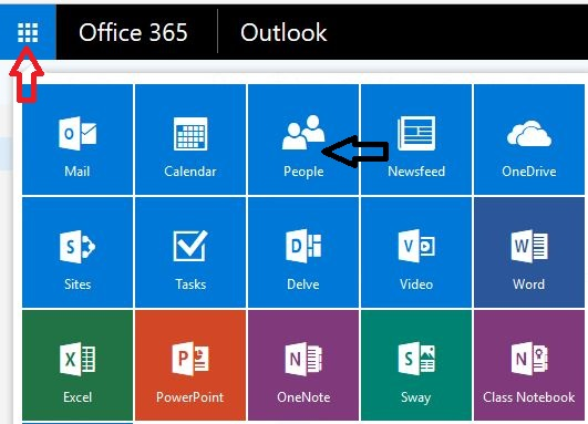people office 365